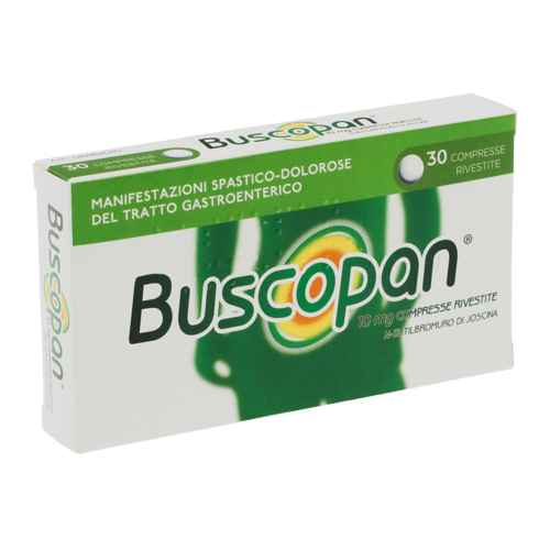 Buscopan 10 mg - 30 compresse Image