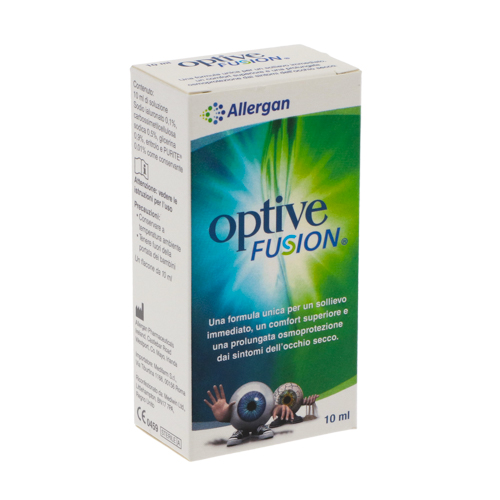 Optive Fusion - 10 ml Image